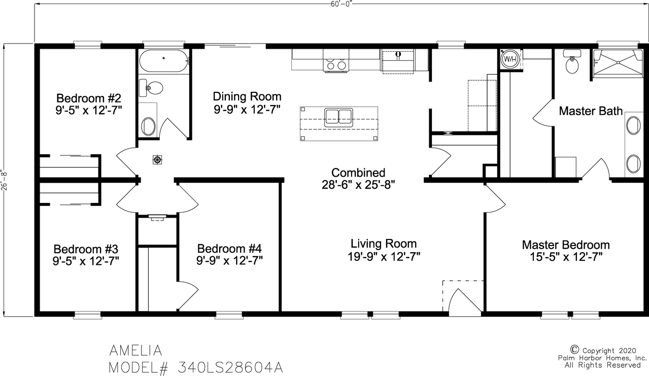 14821 Sugura Drive – Brand New Four Bedroom Home