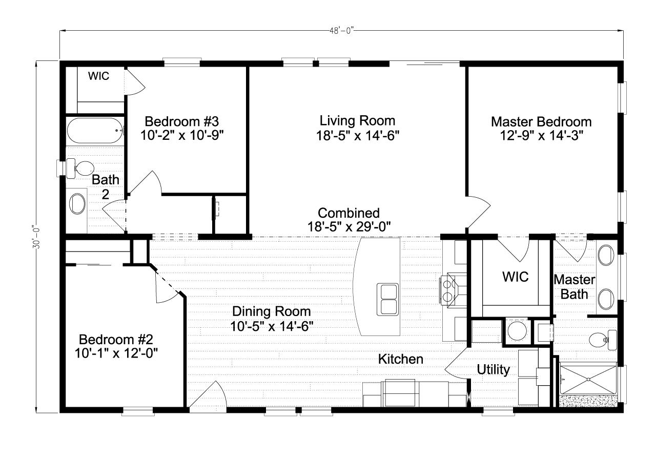 14416 Huelva Street  –  Brand New Palm Harbor Home